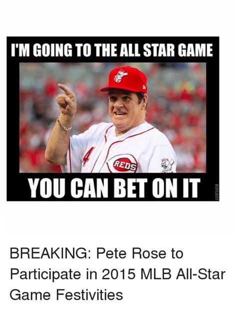 Pete Rose Meme - 25 best memes about pete rose pete rose memes