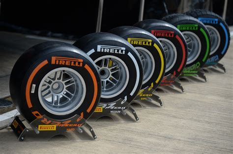 Pirelli Outlines Revamped F1 Tire Regulations For 2016