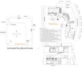kitchen island bar height design services alfresco grills
