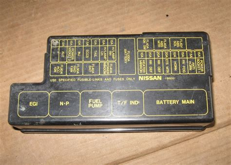 nissan pathfinder fuse box location   library