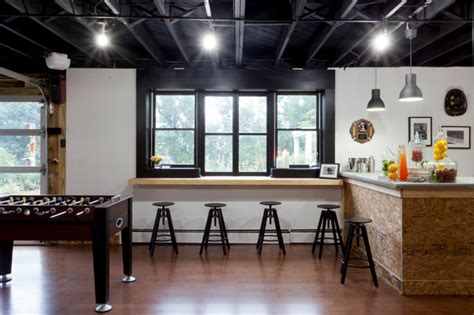 Dillon  Industrial  Basement  New York  By. Kitchen Sinks Copper. Over Sink Kitchen Lighting. Everything But Kitchen Sink Cookies. Small Kitchen Sink Dimensions. Window Treatment For Kitchen Window Over Sink. Ceramic Kitchen Sinks. Soapstone Kitchen Sinks. Elkay Kitchen Sinks Reviews