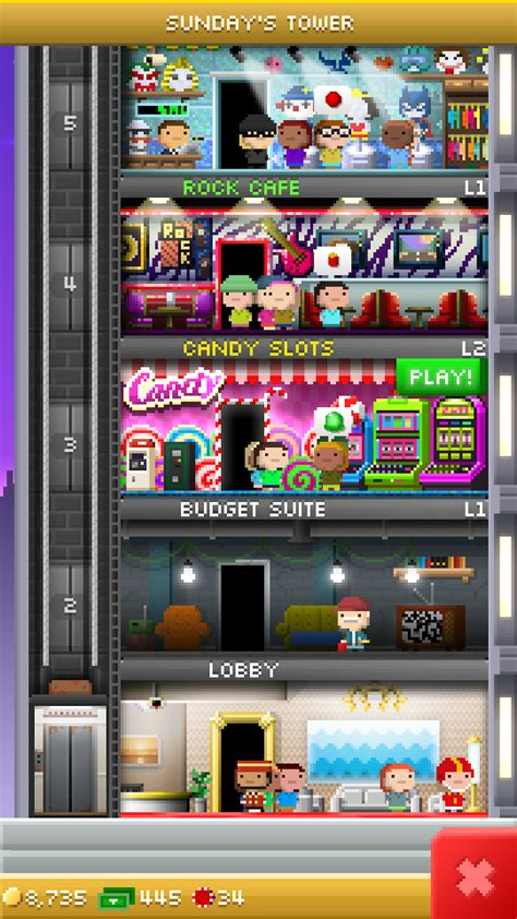 tiny tower floors vegas 我最愛的 tiny tower 重返 vegas 賭城風雲遊戲 app