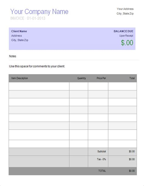 microsoft word invoice template 60 microsoft invoice templates pdf doc excel free premium templates