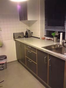 Arbeitsplatte Küche Ikea : ikea k che s rbo dunkelgrau vb 180 in friedrichshafen ~ Michelbontemps.com Haus und Dekorationen