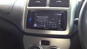 Toyota Agya Audio System  Indonesia
