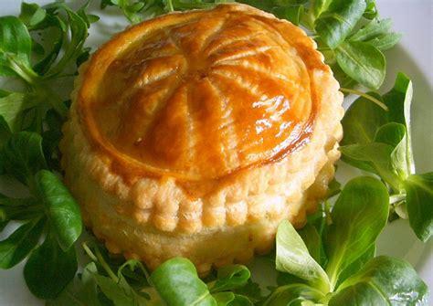 vocabulaire des ustensiles de cuisine tourte de veau au foie gras version détaillée la