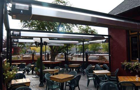 calcana outdoor garage heaters patio infrared propane