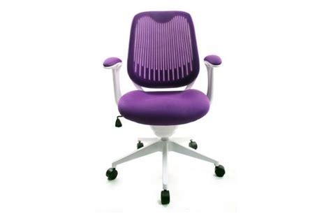 bureau violet chaise de bureau violet