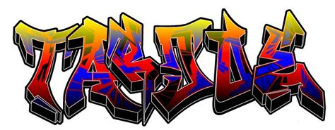 Grafiti Indah : Asal Usul Graffiti