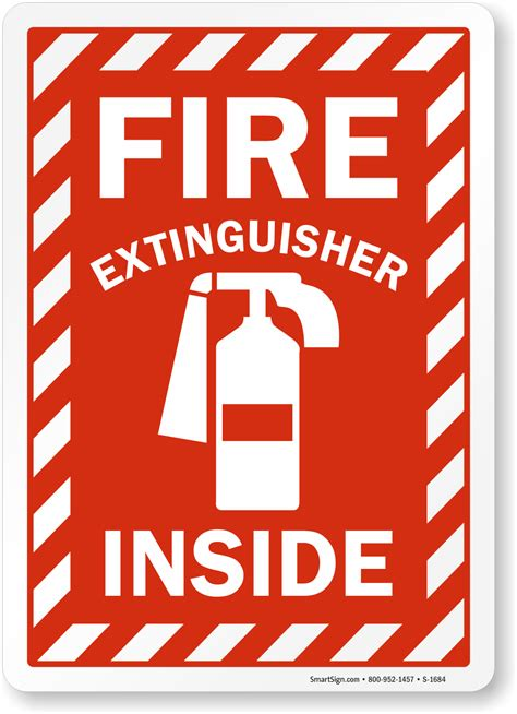 fire extinguisher  signs fire extinguisher