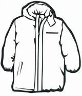 Coat Winter Coloring Jacket Clothes Drawing Clipart Line Clothing Draw Thick Clip Coats Outfits Clipartmag Snow January Drawings Colour Explore sketch template