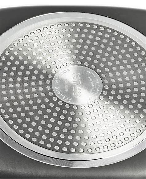crux  copper titanium deep dish pan set created  macys reviews cookware kitchen