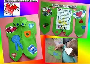 Bricolage Fête Des Pères Maternelle : idee bricolage fete des meres ides ~ Melissatoandfro.com Idées de Décoration