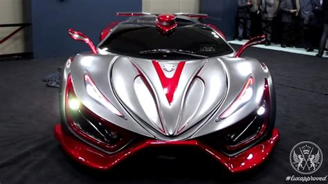 'inferno' Supercar Mexico's 1400 Hp Monster Is Something