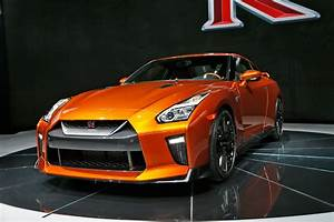 2017, Nissan, Gt-r, First, Look, Review