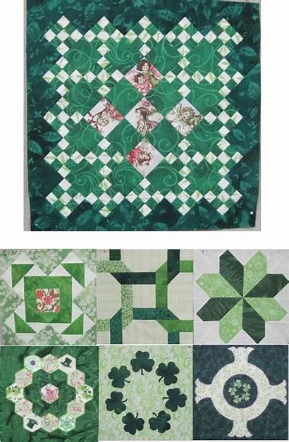 Quilt Patterns St Patrick Inspiration Pattern Irish