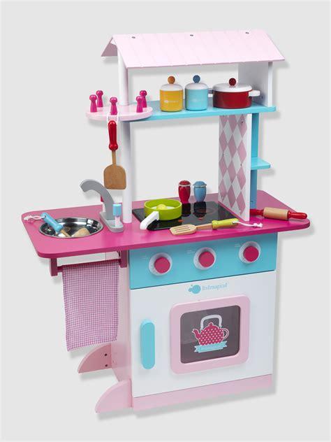 cuisine en bois en jouet brigade vertbaudet 13 la cuisine en bois imaginarium