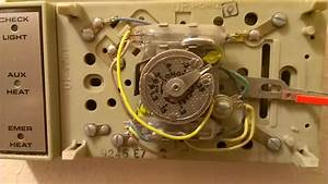 Old Thermostat Wiring Diagram