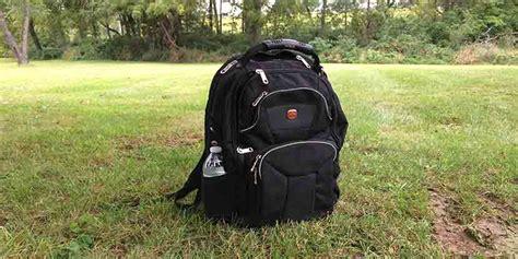 swissgear scansmart backpack review  great tsa approved