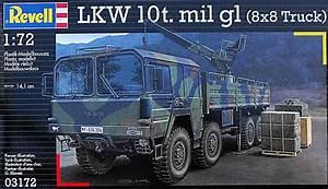 Lkw Modell 1 10 : lkw gl 8x8 revell 1 72 ~ Kayakingforconservation.com Haus und Dekorationen