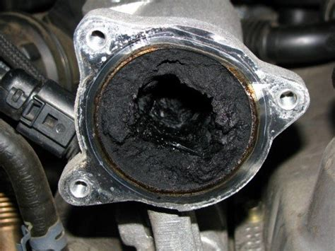 remove clean  bypass  egr valve  trafic
