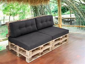 Couch Aus Paletten : paletti 2 sitzer sofa aus paletten natur ohne armlehnen ~ Whattoseeinmadrid.com Haus und Dekorationen