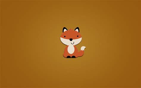 Cartoon Fox Wallpaper