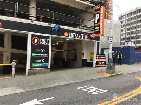 garage seattle third stewart garage parking in seattle parkme