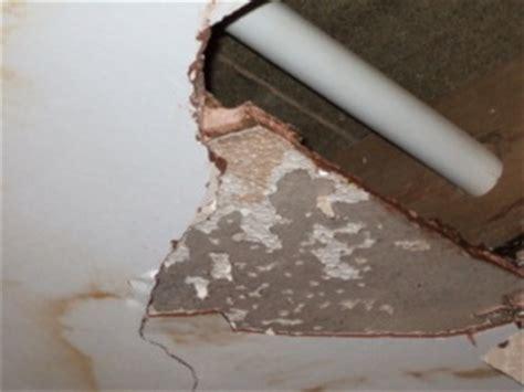 artex ceiling repairs treat  caution  artex