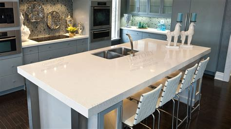 quartz countertops cons 10 pros cons for white quartz countertops inovastone