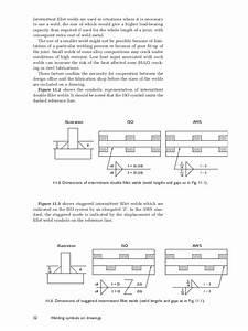 Fillet Weld Size Chart Mm Welding Symbols On Drawings