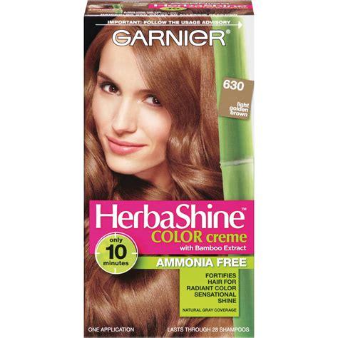 garnier light golden brown garnier herbashine haircolor 632 light warm