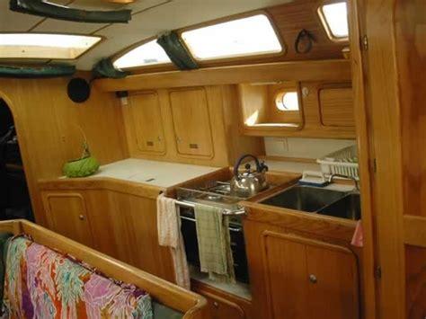 cuisine bateau amenagements interieurs