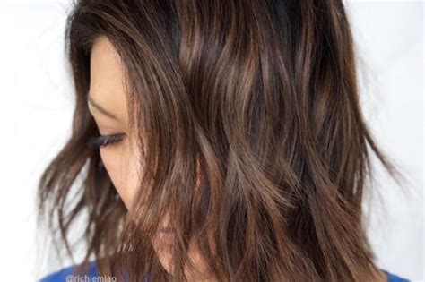 The Hottest Layered Hairstyles & Haircuts For 2019