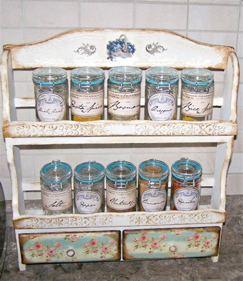 Diy Vintage Spice Rack  Reader Featured Project The