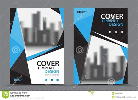 Blue Color Scheme With City Background Business Book Cover