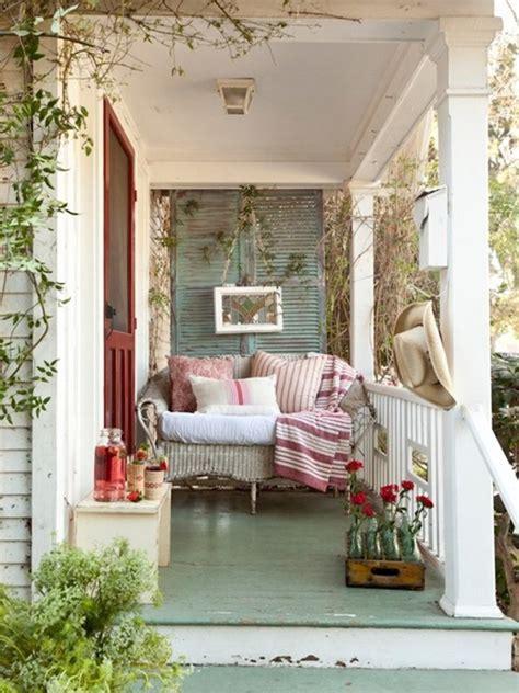 Front Porch Decorating Ideas Diy Cozy Cottage
