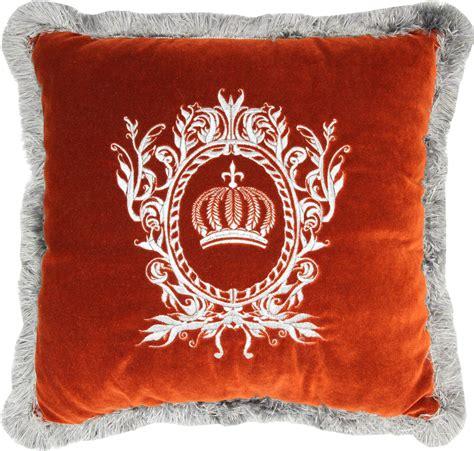 Doch das war nicht das einzige, was die zuschauer. Harald Glööckler luxury decorative pillow Pompöös by Casa ...