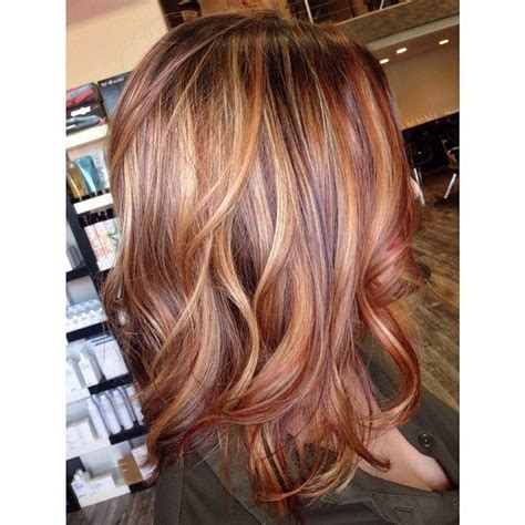 hair color trends   highlights