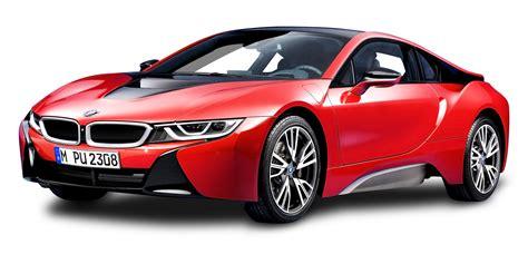 Bmw I8 Protonic Red Car Png Image Pngpix