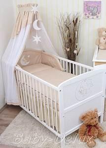 Baby Nestchen Rosa : baby bettw sche himmel nestchen bettset mit applikation ~ Watch28wear.com Haus und Dekorationen