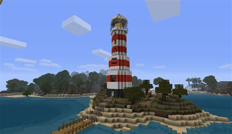 kitchen island for small kitchen leuchtturm lighthouse with a small appartement minecraft
