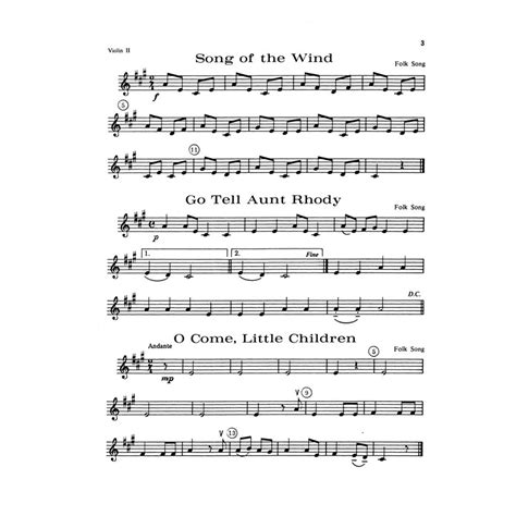 Suzuki Violin Sheet by String Orchestra Accompaniments To Solos From Suzuki