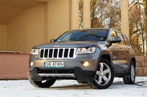 jeep grand 3 0 crd nareszcie jeep grand 3 0 crd overland