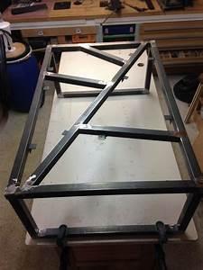 Table Tres Basse : table basse tr s basique ~ Teatrodelosmanantiales.com Idées de Décoration