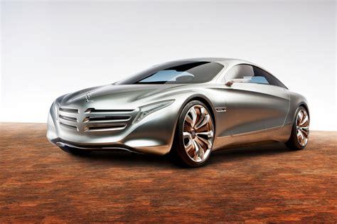 Mercedesbenz F 125! Concept  Car Body Design