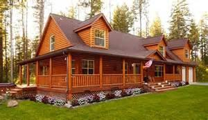 Modular Log Cabin Mobile Homes