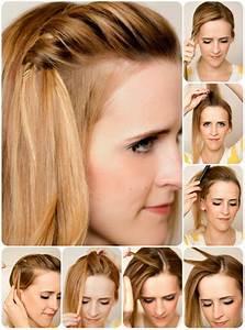 Einfache Frisuren Anleitung Einfache Frisuren F R Lange Haare