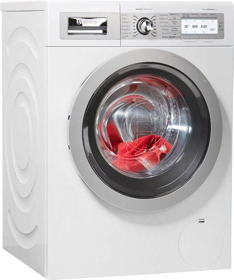 Bosch Waschmaschine Professional bosch waschmaschine homeprofessional way287w5 8 kg 1400