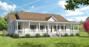 ranch house with wrap around porch covered wrap around porch on ranch the ashton i floor